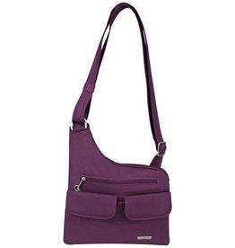 TRAVELON Cross-Body Bag PURPLE