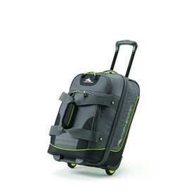 HIGH SIERRA CARRYON WHEELED DUFFLE BREAK-OUT MERC 21