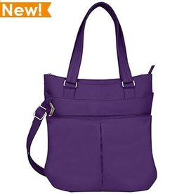 TRAVELON Light Tote PURPLE