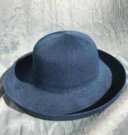 PARKHURST 17200 058 NAVY HAT BISCAYNE BOWLER