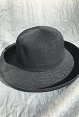 PARKURST 17200  BLACK BISCAYNE BOWLER HAT