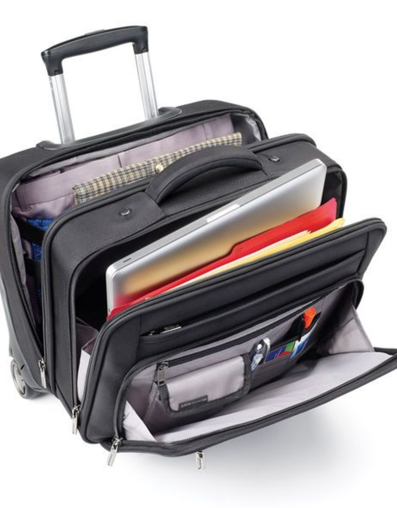 SAMSONITE SAMSONITE CLASSIC 2 SPINNER MOBILE OFFICE W/RFID 761481041