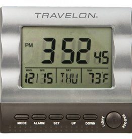 TRAVELON TRAVELON ALARM CLOCK