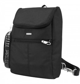 TRAVELON Small Convertible Backpack BLACK
