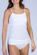 EXOFFICIO SHELF BRA CAMISOLE 22422181 WHITE XL