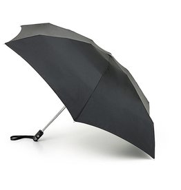 FULTON BLACK OPEN CLOSE UMBRELLA