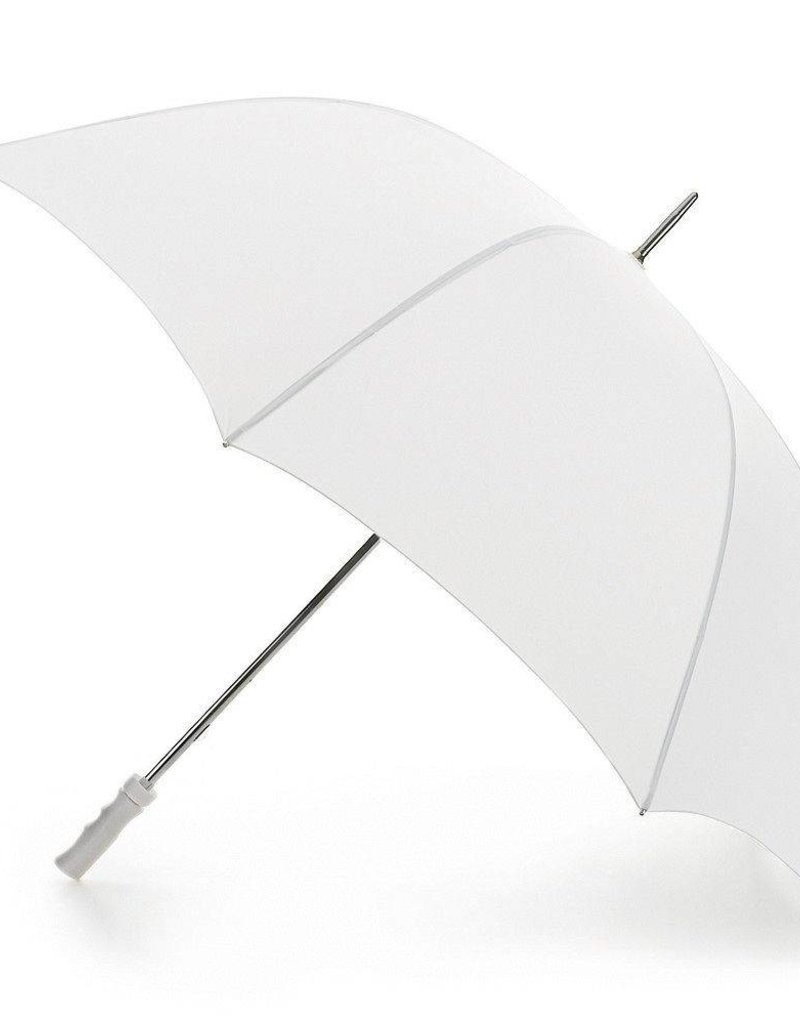 6bd754509f9d FULTON S664 WHITE FAIRWAY GOLF STICK UMBRELLA