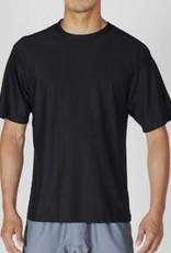 EXOFFICIO 12422678 LARGE BLACK CREW NECK