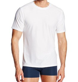 EXOFFICIO MEDIUM WHITE ROUND NECK T SHIRT