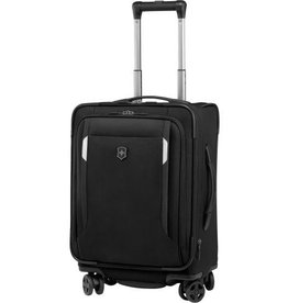 SWISS ARMY BLACK SWISS WERKS 5 CARRYON SPINNER