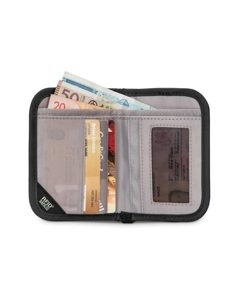 PACSAFE RFIDSAFE V50 RFID BLOCKING COMPACT WALLET  10550100