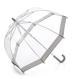 FULTON SILVER UMBRELLA