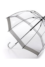 FULTON L041 BLACK BIRDCAGE UMBRELLA