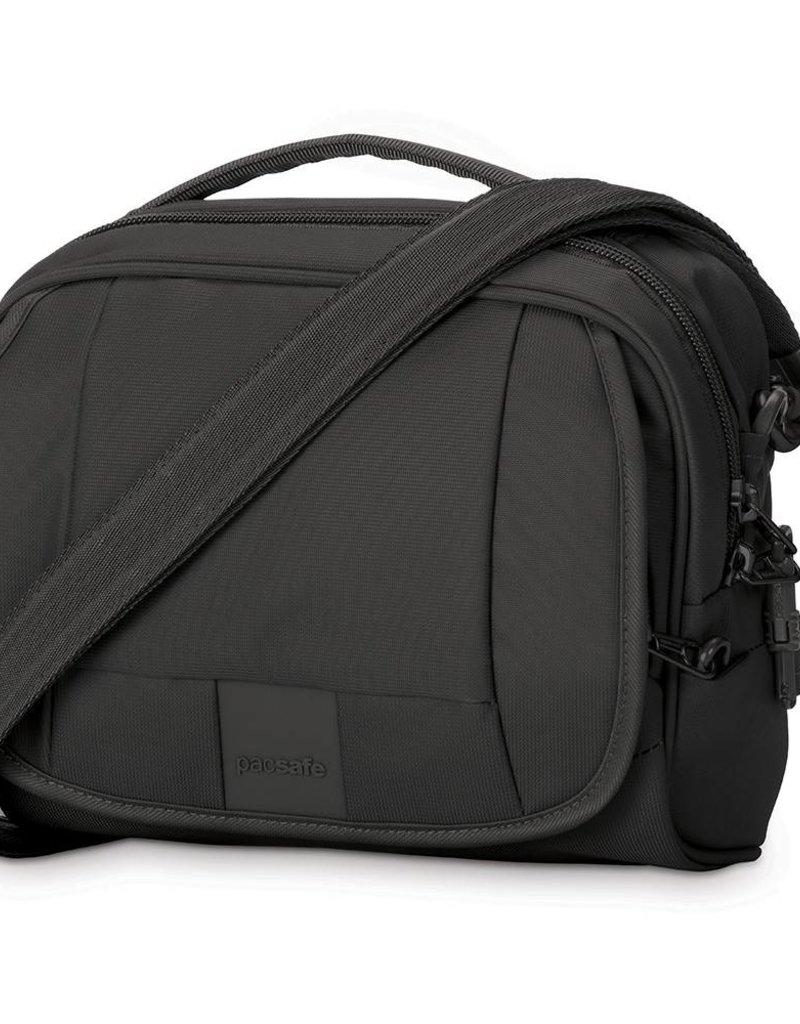 PACSAFE METROSAFE LS140 BLACK SHOULDER BAG 30410100