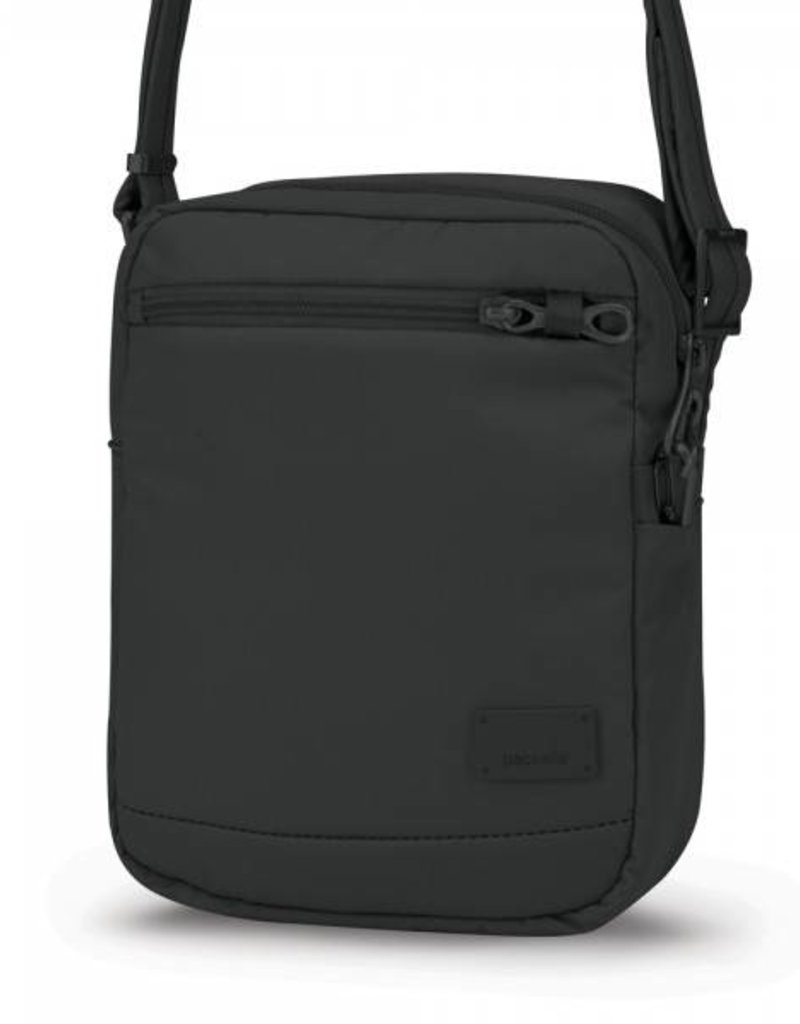 PACSAFE CITYSAFE CS75 BLACK CROSS BODY 20205100