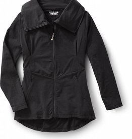 ROYAL ROBBINS Essential Zip-Up EXTRA LARGE BLACK
