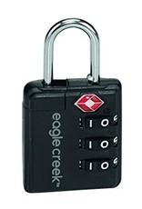 EAGLE CREEK EC041319 013 ULTRALITE TSA LOCK GRAPHITE