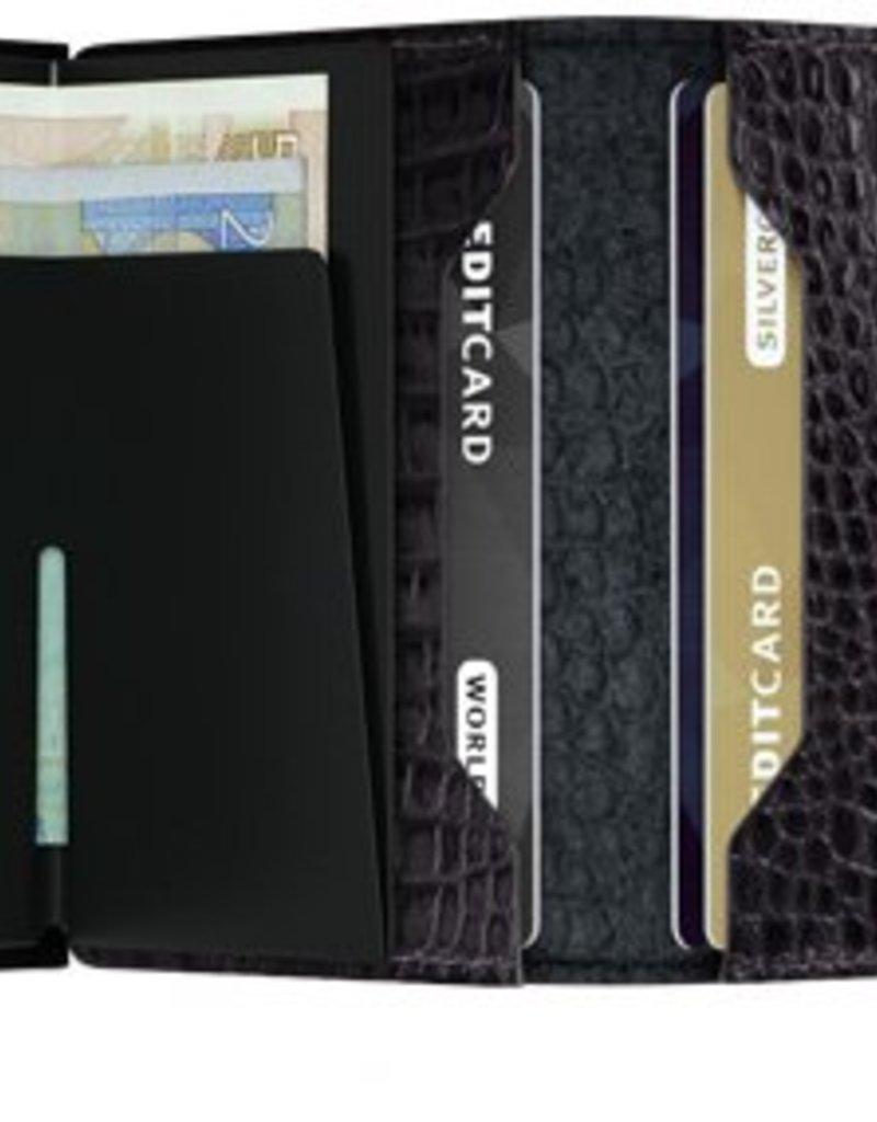 SECRID TWINWALLET RFID VINTAGE CHOCOLATE