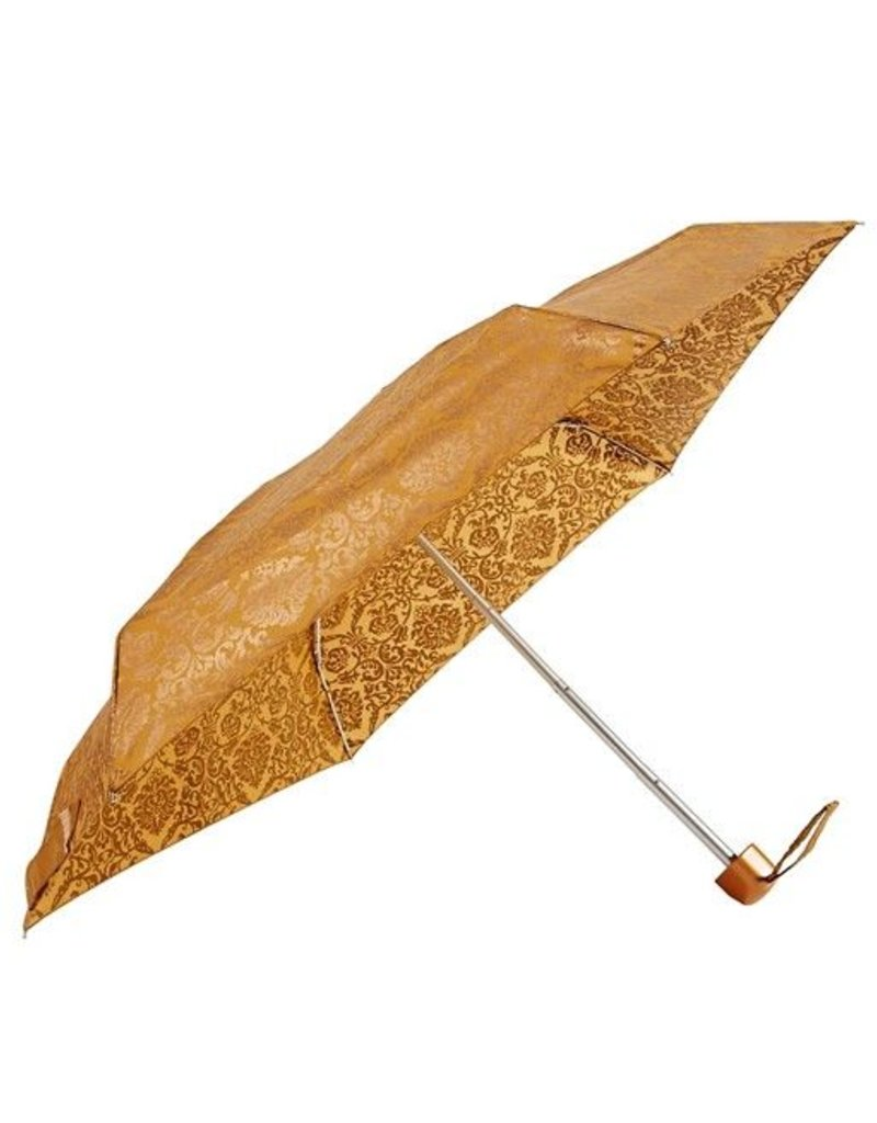 FULTON L501 TINY DAMASKGOLD UMBRELLA