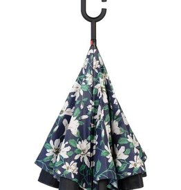 KNIRPS NAVY FLORAL UMBRELLA
