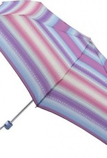 FULTON L553 SUNSTRIPE SUPERSLIM UMBRELLA