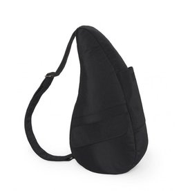 AMERIBAG BLACK MEDIUM MICROFIBER HEALTHY BACK BAG