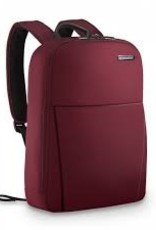 BRIGGS & RILEY SP160-2 BURGANDY BACKPACK#