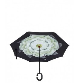 KNIRPS WHITE ROSE UMBRELLA
