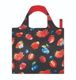 LOQI STRAWBERRY TOTE BAG JU.ST