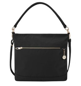 TRAVELON Anti-Theft Tailored Tote ONYX