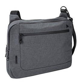 TRAVELON E/W Tablet Messenger SLATE