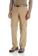 EXOFFICIO 10222369 WALNUT 32  PANT NIO AMPHI CONVERTIBLE