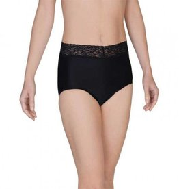 EXOFFICIO XS BLACK  LACY FULL CUT