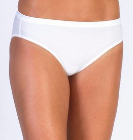 EXOFFICIO XS WHITE BIKINI BRIEF UNDERWEAR