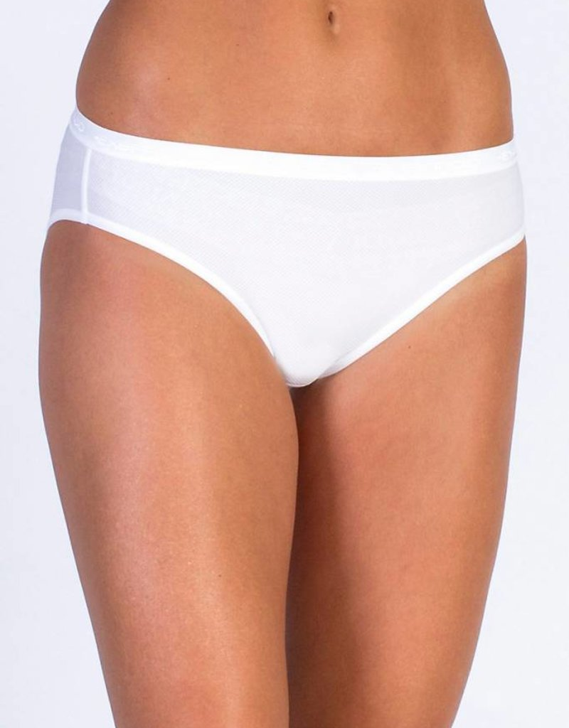 EXOFFICIO 22410009 XS WHITE BIKINI BRIEF UNDERWEAR