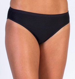 EXOFFICIO XS BIKINI BRIEF UNDERWEAR BLACK