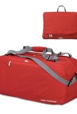 HIGH SIERRA 536183135 RED 36 PACK N GO DUFFLE BAG