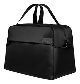 LIPAULT BLACK DUFFLE BAG
