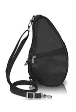 AMERIBAG 7100 BLACK BAGLETT HEALTHY BACK BAG