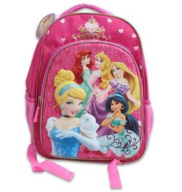 HEYS DISNEY 3D BACKPACK PRINCESS