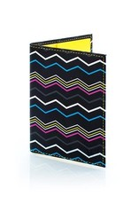 HEYS ZIGZAG PASSPORT CASE