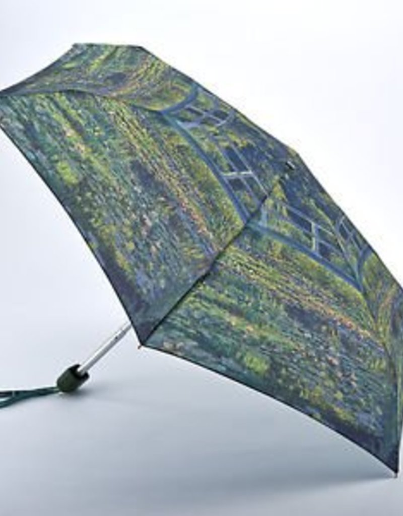 FULTON L794 MONET WATER LILY NATIONAL GALLERY UMBRELLA