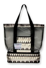 CANADIAN GIFT CONCEPTS TMTOT INSULATED TOTE DBLACK