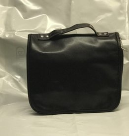 CANDYM BLACK LEATHER