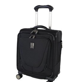 TRAVELPRO CREW 11 BLACK SPINNER WHEELED TOTE