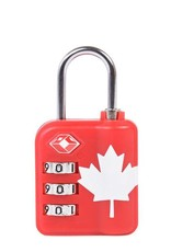AUSTIN HOUSE AH95CL01 CANADA 3 DIAL LOCK