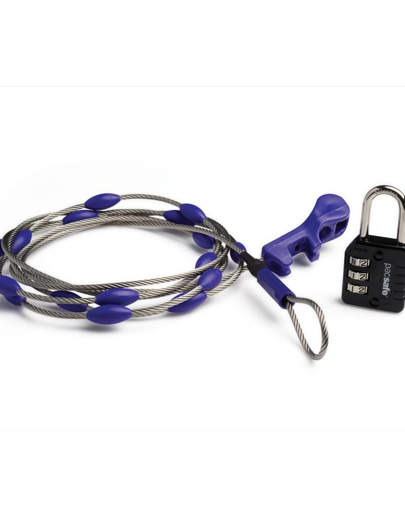 PACSAFE WRAPSAFEADJUSTABLE CABLE LOCK