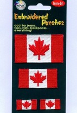 15633 CANADA PATCH