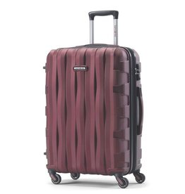 SAMSONITE LARGE BURGUNDY PRESTIGE 3D