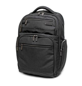 SAMSONITE DOUBLE SHOT BACKPACK BLACK
